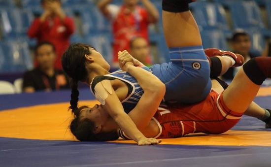 ĐT vật nữ Việt Nam và những thách thức trong việc tìm vé dự Olympic Tokyo 2020