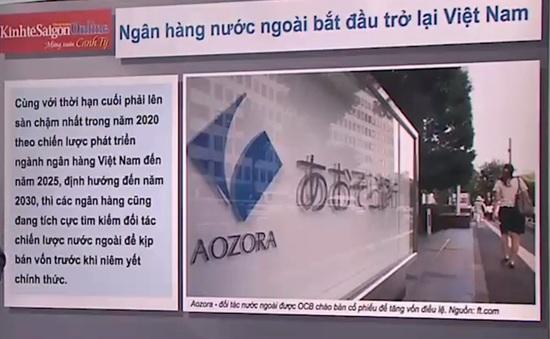 Ngân hàng nước ngoài bắt đầu trở lại Việt Nam