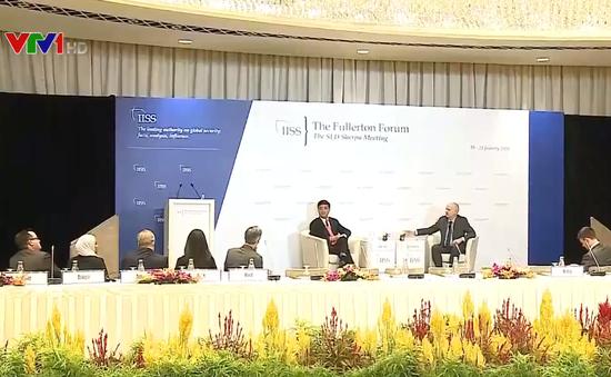 Diễn đàn Fullerton 2020: Đề cao chủ nghĩa đa phương trong quan hệ quốc tế