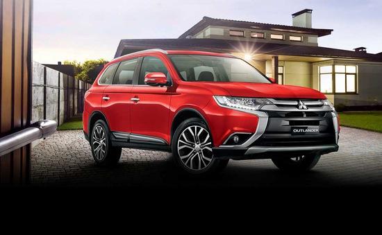 Mitsubishi Việt Nam thu hồi nhiều xe Outlander Sport và Triton bị lỗi
