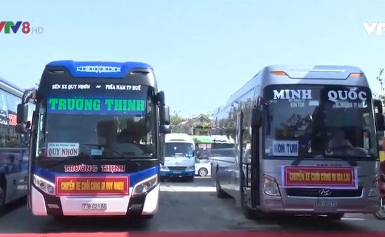 Lãnh đạo Thừa Thiên - Huế kiểm tra trật tự vận tải tại Huế