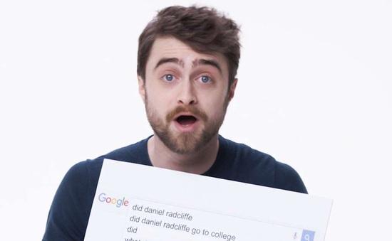 Daniel Radcliffe cảm thấy may mắn vì được làm diễn viên