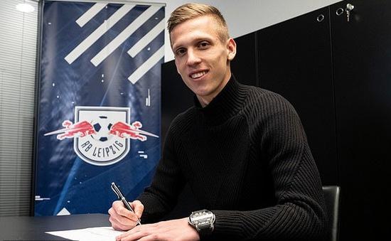Dani Olmo gia nhập RB Leipzig từ Dinamo Zagreb
