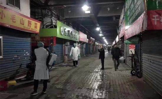 Trung Quốc cấm bán động vật hoang dã do lo ngại dịch bệnh