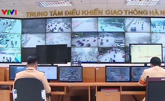Hà Nội tăng cường các giải pháp chống ùn tắc giao thông dịp Tết