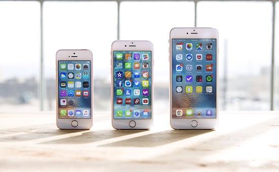 Tin cực vui cho người dùng iPhone SE, iPhone 6S/6S Plus