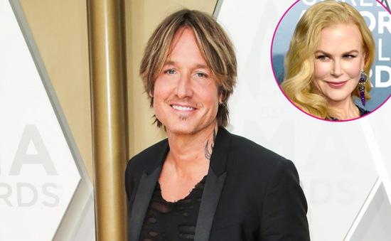 Keith Urban cắt ngắn đêm trao giải Grammy vì vợ cảm cúm