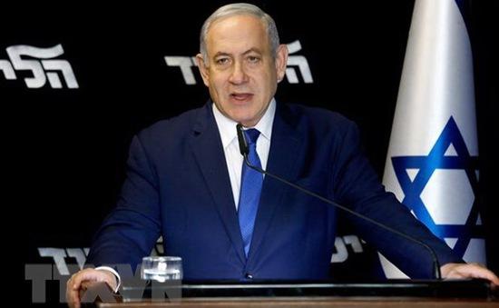 Thủ tướng Israel Netanyahu từ bỏ nỗ lực yêu cầu miễn trừ pháp lý