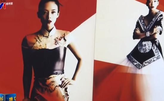 """Tham vọng của thời trang """"Made in China"""" trên thị trường xa xỉ phẩm thế giới"""