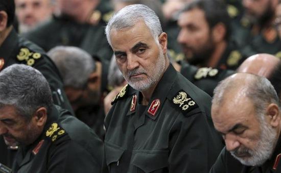 Mỹ không kích khiến tư lệnh hàng đầu của Iran thiệt mạng