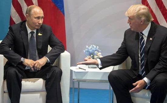 Mỹ tiếp tục công bố lệnh trừng phạt Nga