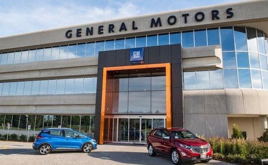 GM dự định đầu tư hơn 2 tỷ USD để sản xuất ô tô điện và ô tô tự lái