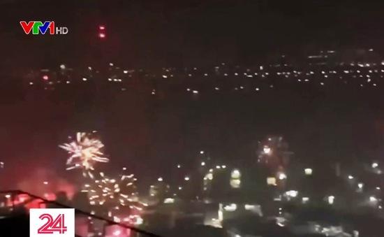 Gia tăng tình trạng đốt pháo nổ dịp Tết Nguyên đán tại phía Nam