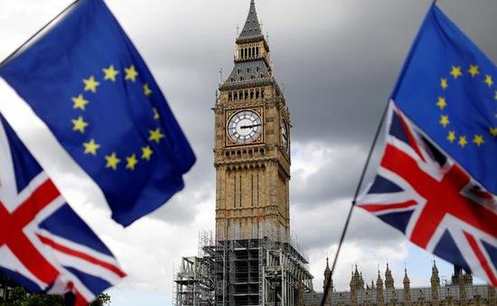 Ngày 31/1/2020, Anh chính thức rời EU