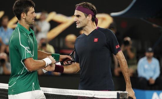 Novak Djokovic: Tôi dành sự tôn trọng cao độ cho Roger Federer
