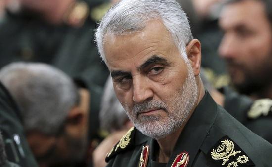 Iran bổ nhiệm người thay thế Tướng Soleimani