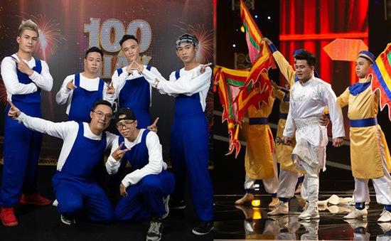 Xác định 2 tấm vé cuối vào chung kết 100 giây rực rỡ: nghệ sĩ cải lương Minh Trí, AAT Crew