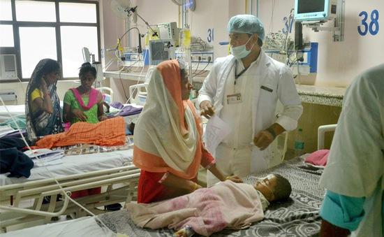 Hơn 100 trẻ sơ sinh tử vong tại một bệnh viện ở Ấn Độ