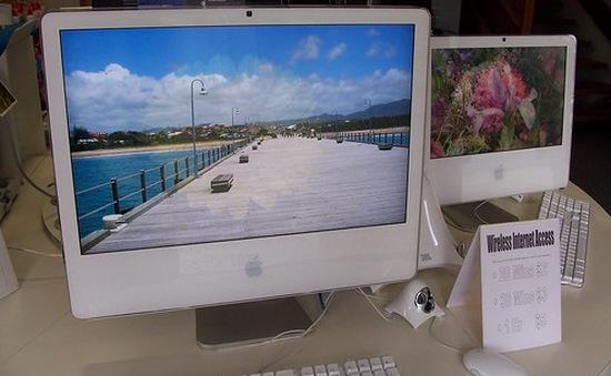 Apple vẫn bán những chiếc iMac từ năm 2006