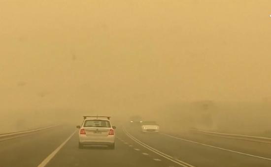 Australia đối mặt với tình trạng khẩn cấp y tế do khói mù