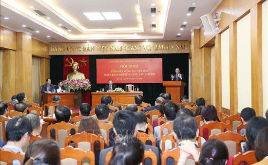 Nâng cao hiệu quả công tác đối ngoại Đảng
