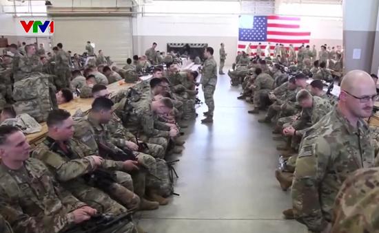 Bộ trưởng Quốc phòng Mỹ khẳng định chưa có kế hoạch rút quân khỏi Iraq