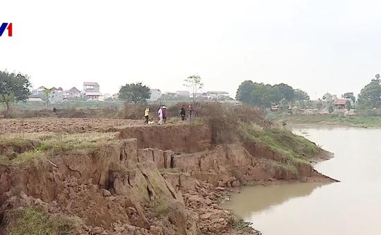 Chưa có giải pháp triệt để ngăn chặn khai thác cát trái phép
