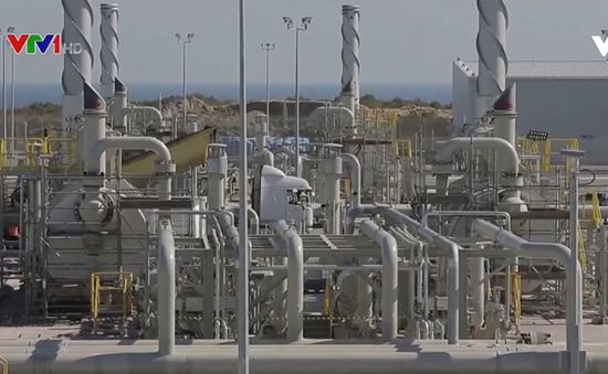 Tăng cường ảnh hưởng qua những đường ống khí đốt