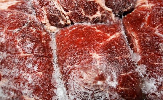 Lại phát hiện virus SARS-CoV-2 trên bao bì thịt bò Brazil