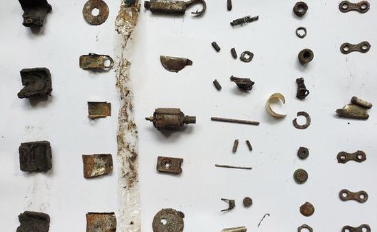 Khối dị vât kim loại hiếm gặp trong dạ dày bệnh nhân