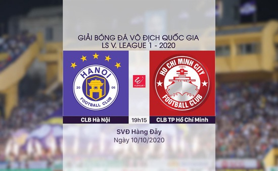 VIDEO Highlights: CLB Hà Nội 2-0 CLB TP Hồ Chí Minh (Vòng 1 giai đoạn 2 V.league 2020, nhóm A)