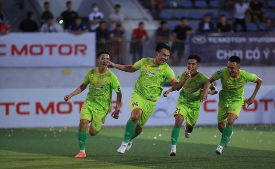 Hứng khởi ngày khai mạc Giải bóng đá 7 người Vô địch Toàn quốc 2020 - khu vực miền Bắc