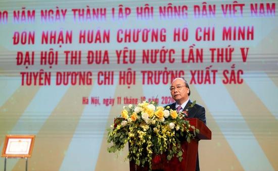 Thủ tướng: Tin tưởng giai cấp nông dân Việt Nam tự cường, sáng tạo để xây dựng đất nước phồn vinh
