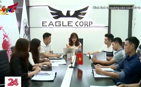 Đằng sau lớp mặt nạ hoàn hảo của Trung tâm Anh ngữ Eagle Education