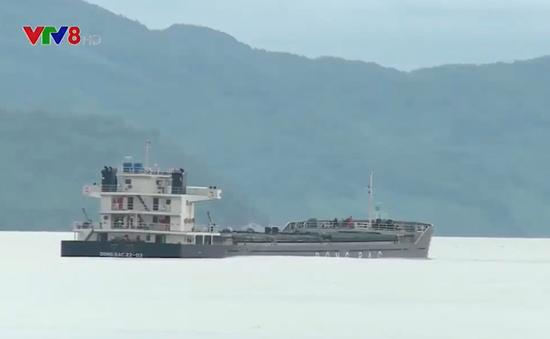 Đà Nẵng: Khẩn trương cứu hộ tàu hàng 22 ngàn tấn