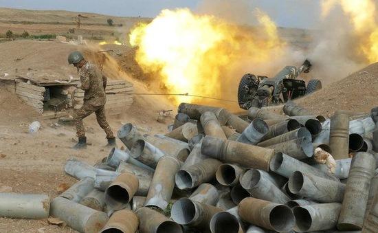 Giao tranh tái diễn tại Nagorno-Karabakh bất chấp lệnh ngừng bắn