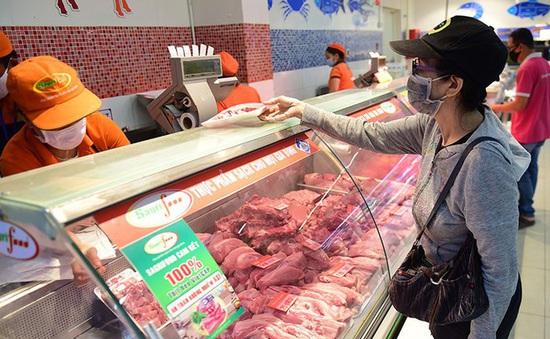 Giá lợn hơi lao dốc, thấp nhất 1 năm qua