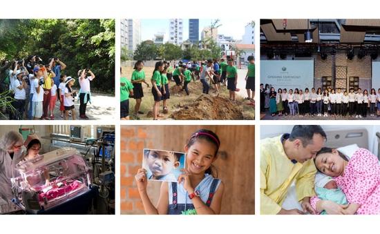 Uprace 2020 hoàn thành sứ mệnh, đóng góp hơn 3 tỷ đồng cho 4 tổ chức xã hội
