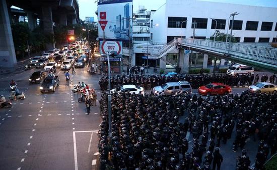 Thái Lan đình chỉ công tác 3 sĩ quan cảnh sát cao cấp