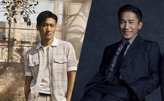 Lương Triều Vỹ và Tạ Đình Phong đóng phim mới cùng nhau