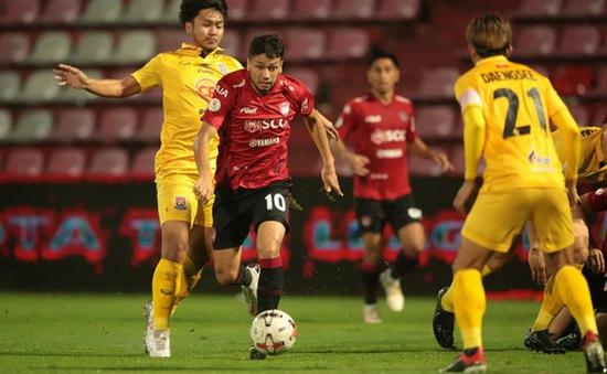 Văn Lâm thi đấu xuất sắc vẫn không cứu nổi Muangthong United