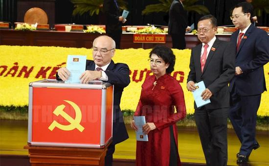 Danh sách Ban Thường vụ Thành ủy và Ban Chấp hành Đảng bộ TP.HCM nhiệm kỳ 2020 - 2025