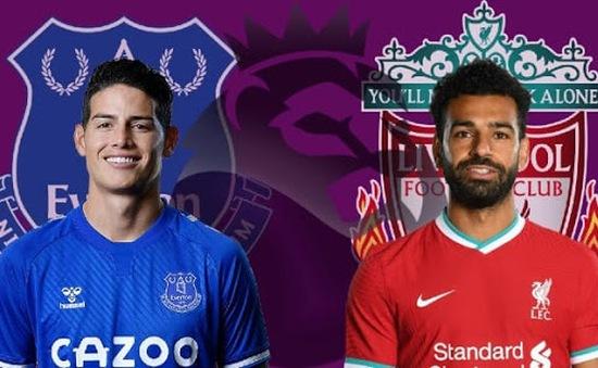 Everton – Liverpool: Kịch tính derby Merseyside (18h30 hôm nay, 17/10)