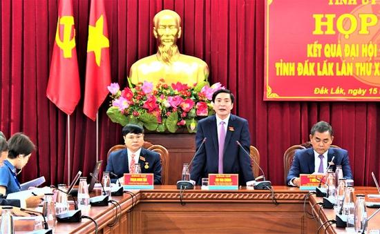 """Thông tin Bí thư Tỉnh ủy Đắk Lắk """"đạo văn"""" là không có cơ sở"""