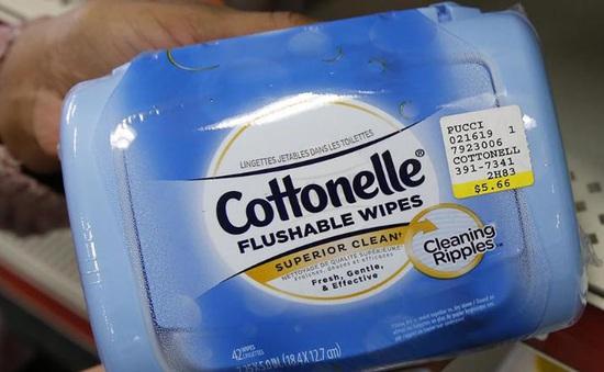 Mỹ thu hồi khăn giấy dùng nhiều lần vì nhiễm khuẩn gây nhiễm trùng