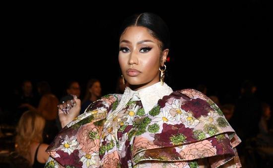 Nicki Minaj đã hạ sinh con đầu lòng!