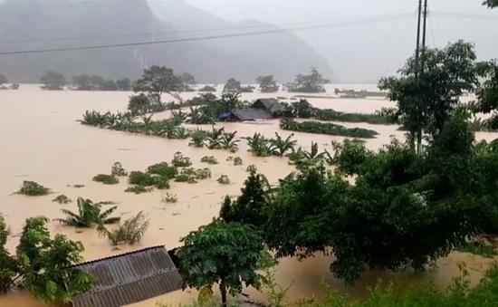 Chưa khi nào Việt Nam phải trải qua thiên tai dồn dập và thiệt hại nặng nề như năm 2020
