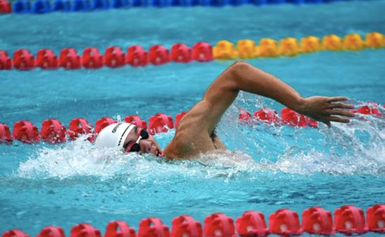 Ánh Viên giành 12 HCV cá nhân, đoàn Quân Đội nhất toàn đoàn tại giải bơi VĐQG 2020