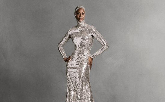 Naomi Campbell - Ngôi sao trang bìa của Tạp chí Vogue tháng 11