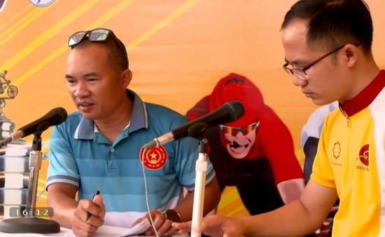 Vai trò mới của HLV Trần Thôi: Bình luận viên xe đạp